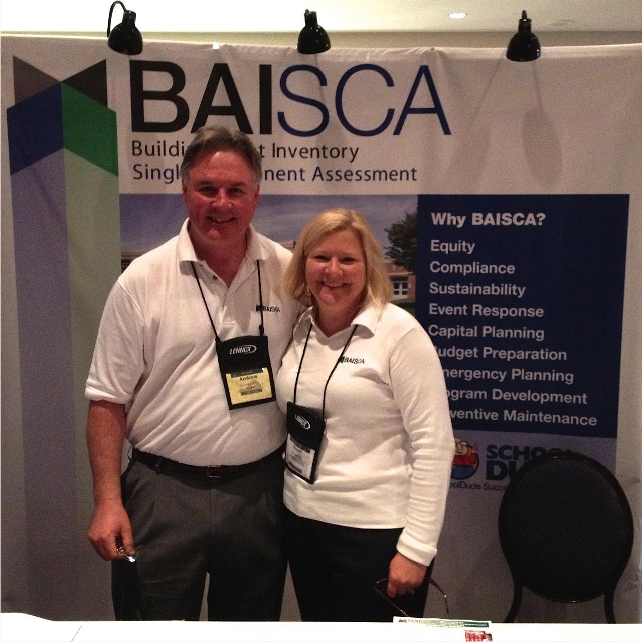 BAISCA Booth