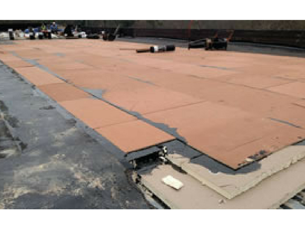 watertight roofs